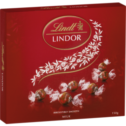 Photo of Lindt Lindor Gift Box Milk 150g