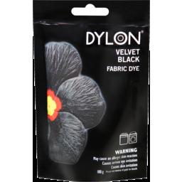 Photo of Dylon Machine Dye Velvet Black 100gm