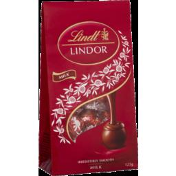 Photo of Lindt Lindor Irresistibly Smooth Milk  125g
