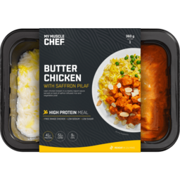 Photo of My Muscle Chef Butter Chicken 360g