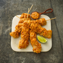 Photo of Chick/Satay Skewers