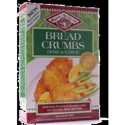 Photo of Bread Crumbs Herb & Garlic 200g