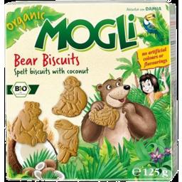 Photo of Mogli Biscuits Tiger 125g