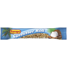 Photo of Cadbury Europe Summer Roll Chocolate Bar 40g