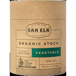 Photo of San Elk Stock - Vegetable