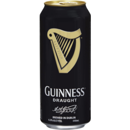 Photo of Guinness Draught Can 440ml