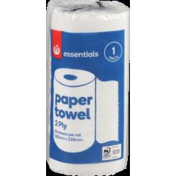 Photo of Essentials Paper Towel