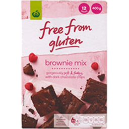 Photo of Free From Gluten Chocolate Brownie 400g
