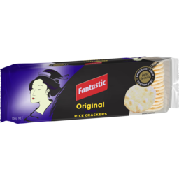 Photo of Fantastic Original Rice Crackers 100g