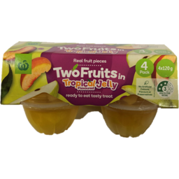 Photo of WW Jelly Tropical 4 Pack