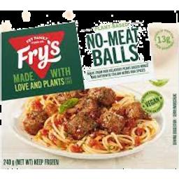 Photo of Fry's Meatballs 240gm