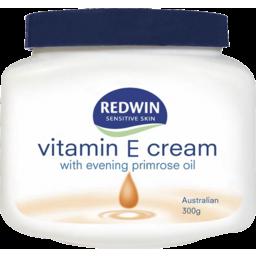 Photo of Redwin Creme Vitamin E 300g