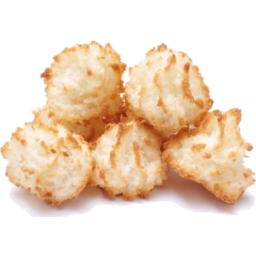 Photo of CRUMBLES COCNUT MACAROONS 160G