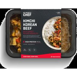 Photo of Mmc Kimchi Korean Beef Noodles 340gm