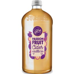 Photo of Good George Passionfruit Cider 946ml