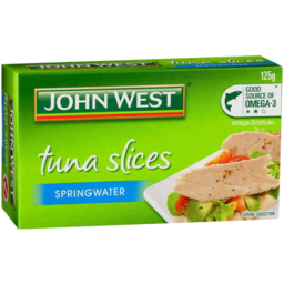 Photo of John West Tuna Slices In Springwater 125gm
