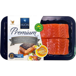Photo of Huon Salmon Fillets 280gm