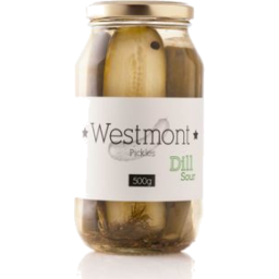 Photo of Westmont Dill Sour Pickles 500g