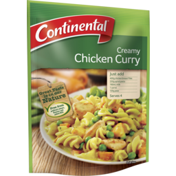 Photo of Continental Recipe Base Creamy Chicken Curry 12x30g