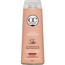 Photo of Oc Naturals Silky Smooth Conditioner 400ml