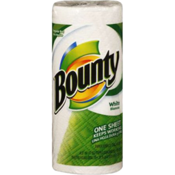 Photo of Bounty White Paper Towel
