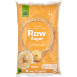 Photo of WW Raw Sugar 1kg