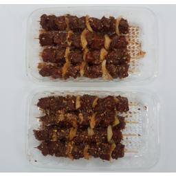 Photo of Prime Nz Rump Kebabs