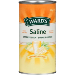 Photo of Wards Saline Fruit Flavoured 300g