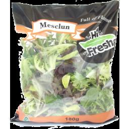 Photo of Hi Fresh Mesclun Mix 180gm