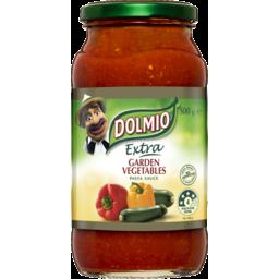 Photo of Dolmio Extra Garden Vegetables Tomato Pasta Sauce 500g