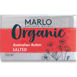 Photo of Marlo- Organic Salted Butter