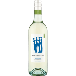 Photo of Four Sisters Sauv Blanc 750ml
