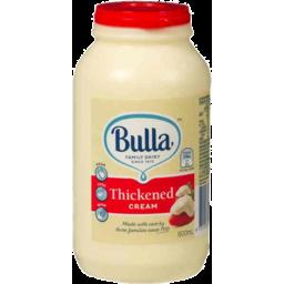 Photo of Bulla Thickened Cream 600ml