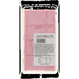 Photo of Kayes Raspberry Slice 4 Pack