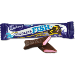 Photo of Cadb Choc Fish Bar 20g