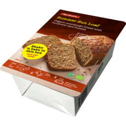 Photo of Mrs Brunts - Shake 'N' Bake Bread Mix - Summer Sun Loaf - 400g