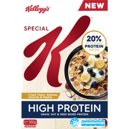 Photo of Kelloggs Special K High Protein 380g