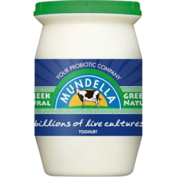 Photo of Mundella Greek Natural 500gm