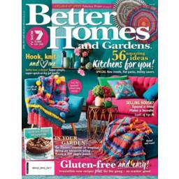 Photo of Better Homes & Garden Magazine