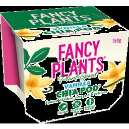 Photo of Fancy Plants Plant Based Chia Pod Vanilla 150g