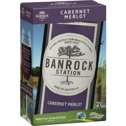 Photo of Banrock Station Cabernet Merlot