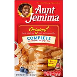Photo of Aunt Jemima Complete Pancake & Waffle Mix