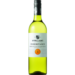 Photo of McWilliams Inheritance Semillon Sauvignon Blanc 750ml