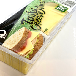 Photo of Tasty Sliced Cheese