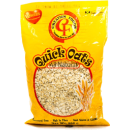 Photo of Creation Foods Old Fashioned Oats
