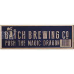 Photo of Batch Brewing Pash The Magic Dragon Can