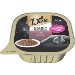 Photo of Dine Saucy Morsels With Salmon 85g