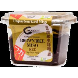 Photo of Carwari Miso - Brown Rice (Red)