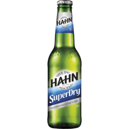 Photo of Hahn Super Dry Bottles