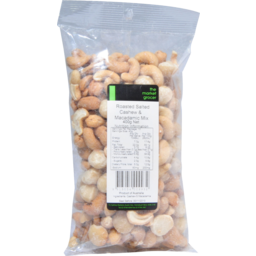 Photo of The Market Grocer Cashew & Macadamia Mix 400gm